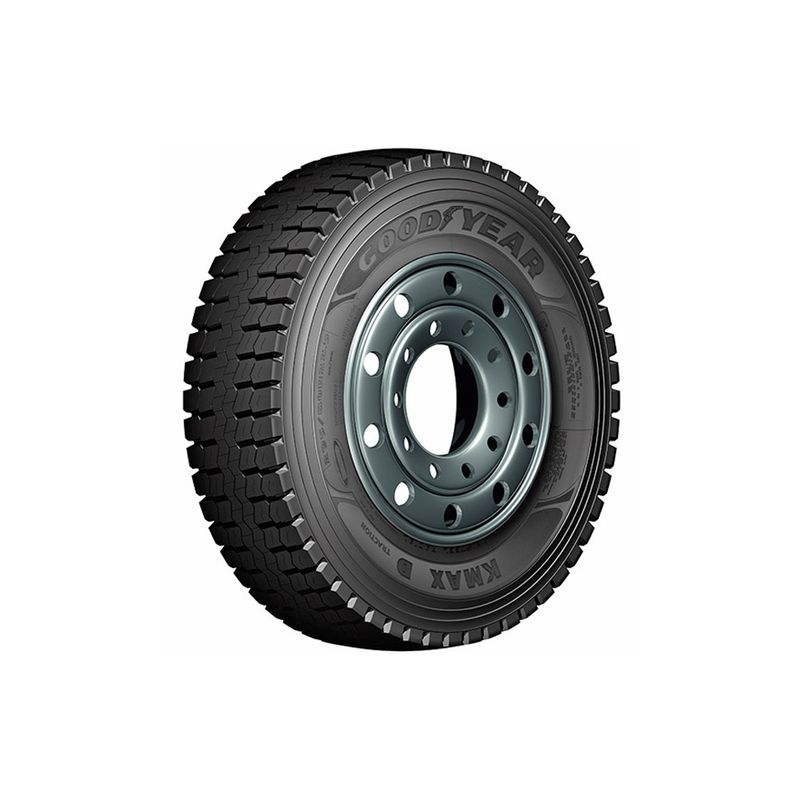 Pneu-Aro-22.5-Goodyear-275-80R22.5-149-146L-Kmax-D-Traction-16Ls-SKU-1401246-Hires-01