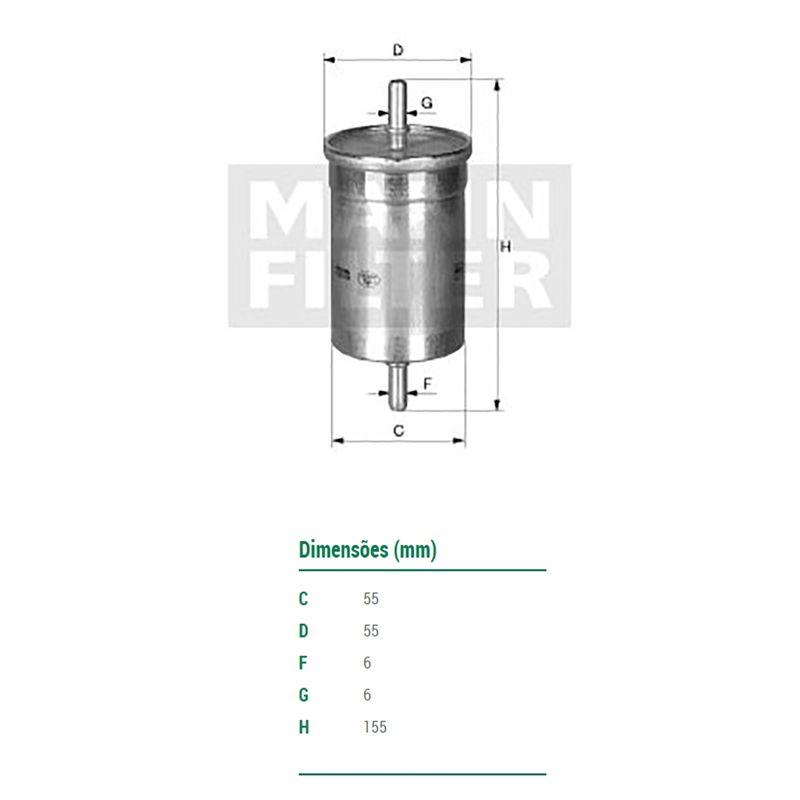 Filtro-De-Combustivel-Ford-Belina-Escort-Pampa-Mann-Filter-Wk483-DPS-34682-01