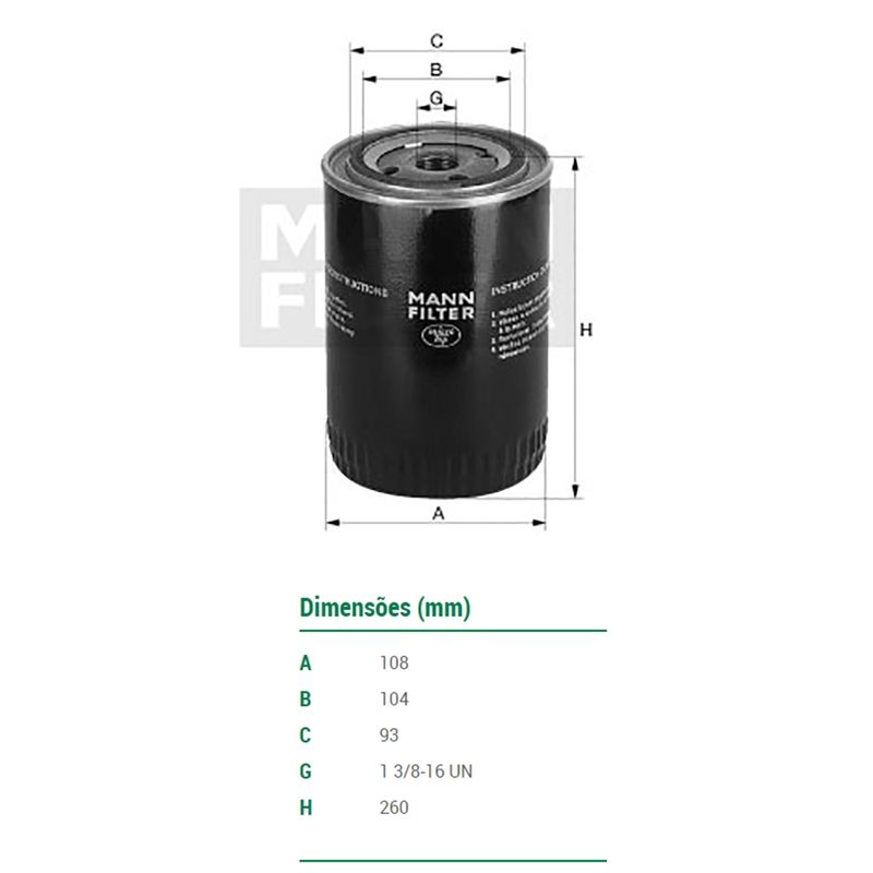 Filtro-De-Oleo-Mann-Wp11102-Volvo-Fh-Fm-Nh-Nl-DPS-36820-01