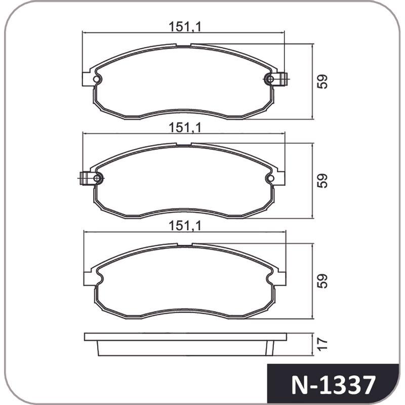 Pastilha-De-Freio-L200-Dianteira-Cobreq-N1337-Com-Alarme-Sistema-Akebono-Jogo-DPS-4210131-01