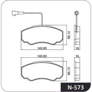 Pastilha-De-Freio-Ducato-Jumper-Dianteira-Cobreq-N573-Com-Alarme-Sistema-Bosch-Jogo-DPS-4288424-01