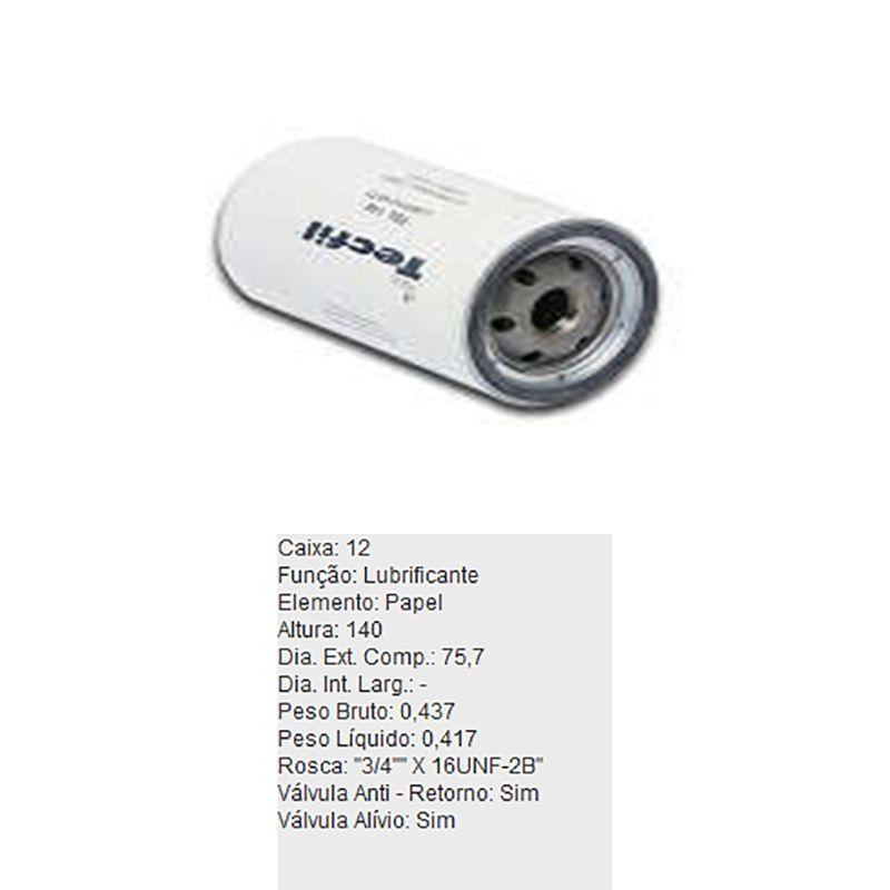 Filtro-De-Oleo-Tecfil-Psl144-Ford-Ecosport-Edge-Focus-Ranger-DPS-45656-01