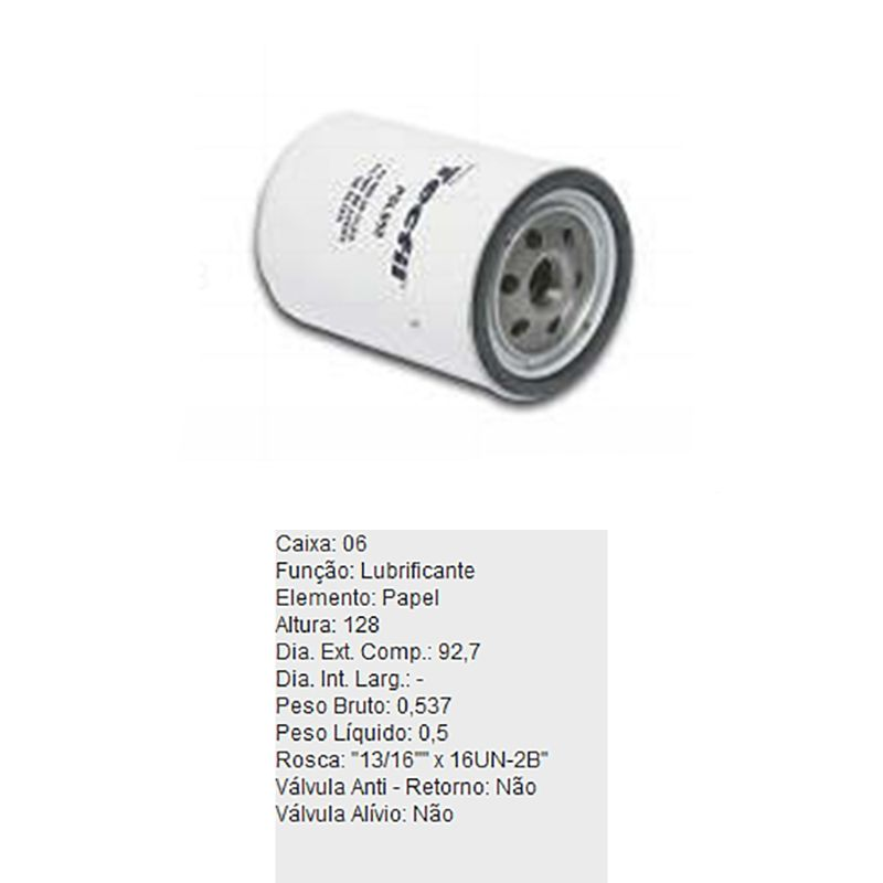 Filtro-De-Oleo-Tecfil-Psl958-Gm-Opala-Caravan-Veraneio-DPS-45666-01