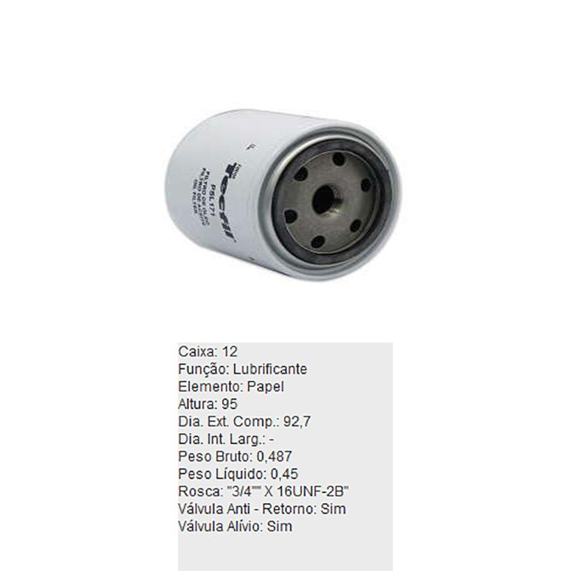 Filtro-De-Oleo-Tecfil-Psl171-Agrale-1100-4100-41002-41004-DPS-45709-01