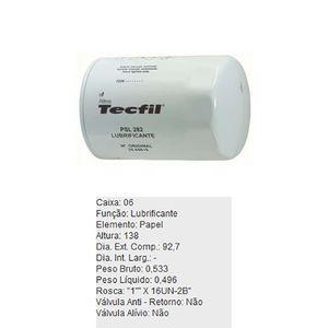 Filtro-De-Oleo-Tecfil-Psl282-Ford-F100-F250-F350-F4000-DPS-45712-01
