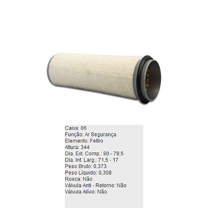 Filtro-De-Ar-Do-Motor-Agrale-1065-1105-2105-2105-260-3000-Tecfil-As810-DPS-45763-01