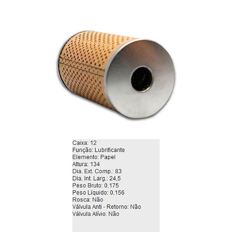 Filtro-Oleo-Lubrificante-Refil-Pl425-Tecfil-DPS-45776-01