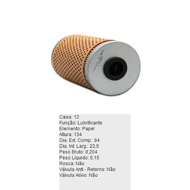 Filtro-De-Oleo-Tecfil-Pl364-Mercedes-Benz-1014Ln-1214C-709L-DPS-45785-01