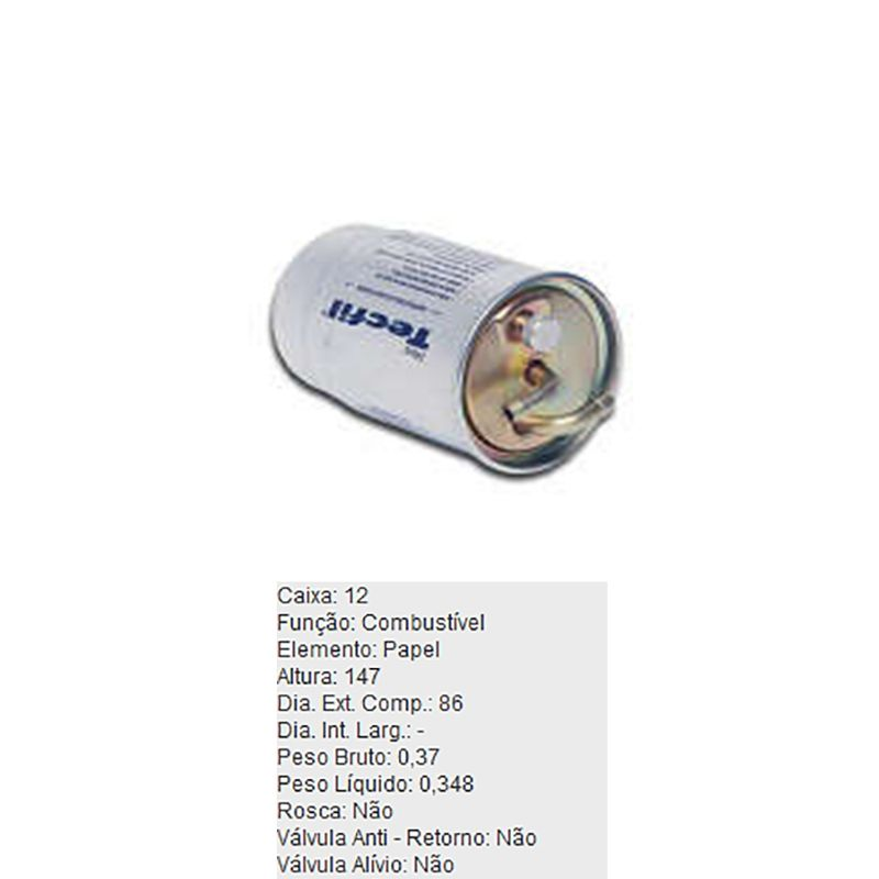 Filtro-De-Combustivel-Troller-T4-Gm-S10-Blazer-Tecfil-Psc498-DPS-45800-01