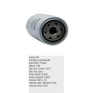 Filtro-De-Oleo-Tecfil-Psl327-Mitsubishi-L200-Lancer-Pajero-DPS-45860-01