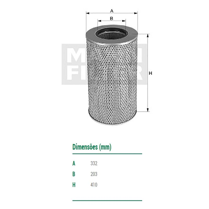 Filtro-Ar---C341500-Mann-DPS-54722-01