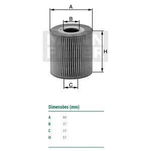 Filtro-Oleo-Lubrificante-Hu6006X-Mann-DPS-6309605-01