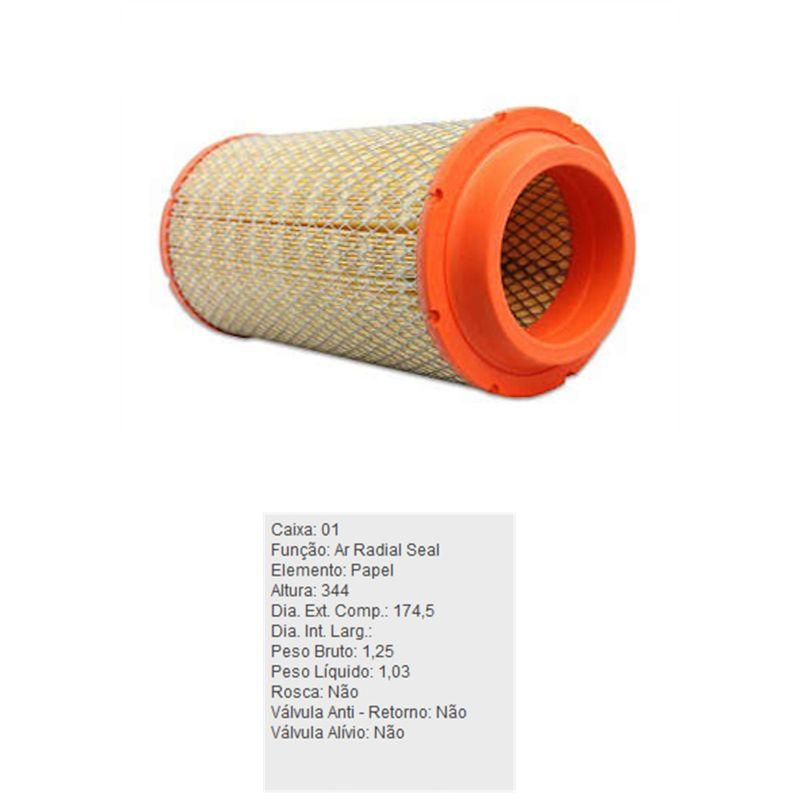 Filtro-De-Ar-Do-Motor-Mitsubishi-L200-Tecfil-Ars6223-DPS-7501757-01