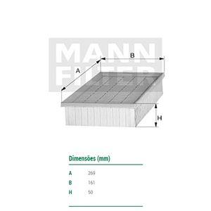 Filtro-De-Ar-Do-Motor-Fusion-Mann-Filter-C2278-DPS-7510276-01