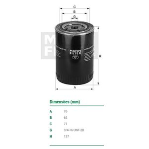 Filtro-De-Oleo-Lubrificante-W71950-Mann-DPS-7510632-01