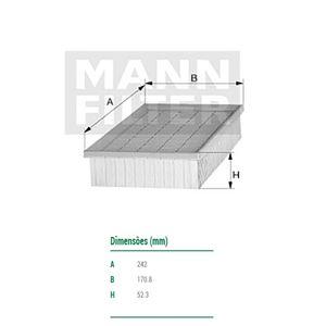 Filtro-De-Ar-Do-Motor-Onix-Mann-Filter-C24034-DPS-7512350-01