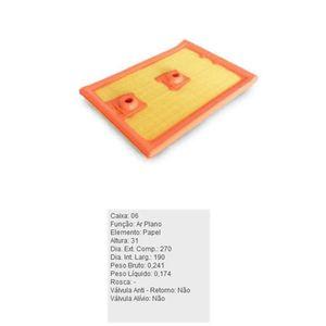 Filtro-De-Ar-Motor-Arl6074-Tecfil-DPS-7530862-01