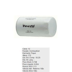 Filtro-De-Combustivel-Ford-C712-Cargo-F250-Tecfil-Psc75-DPS-90108-01