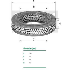 Filtro-De-Ar-Do-Motor-Vw-Kombi-Fusca-Brasilia-Mann-Filter-C1522-DPS-9104-01