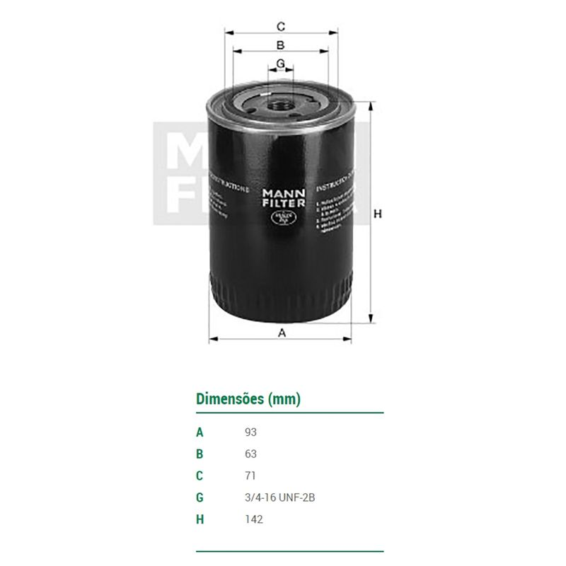 Filtro-De-Oleo-Mann-W934-Gm-D10-D20-D40-Silverado-Veraneio-DPS-9165-01