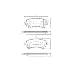 Pastilha-De-Freio-Fielder-Corolla-Dianteira-Bosch-Bb491-Com-Alarme-Jogo-DPS-92093-01