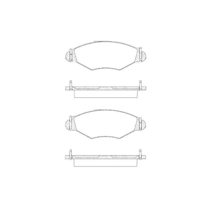 Pastilha-De-Freio-Hoggar-207-Dianteira-Lonaflex-P435-Sem-Alarme-Sistema-Bosch-Jogo-DPS-93635-01