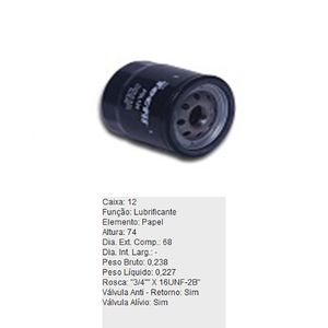 Filtro-De-Oleo-Tecfil-Psl129-Toyota-Corolla-Lifan-X60-DPS-95035-01