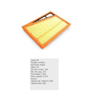 Filtro-Ar-Arl4161-Tecfil-DPS-6316083-01