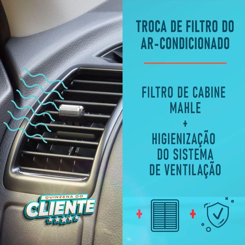 Kit-Higienizacao-Ar-Condicionado-Ford-Ka-Filtro-Cabine-La785-Mahle-Higienizacao-Ventilacao-Servico-De-Troca